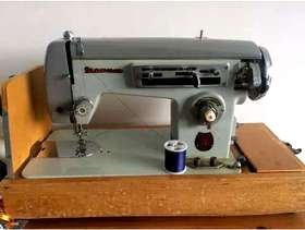 Freecycle Novum electric sewing machine