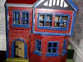 Freecycle Doll's House