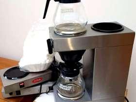 Freecycle Coffee Machine, Jars, Warmers