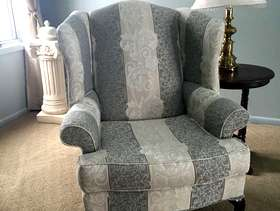Freecycle Wing back chair