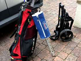 Freecycle Golf gear