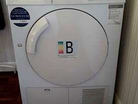 Freecycle Bosch classixx 7 tumble dryer FOR SPARES OR REPAIR