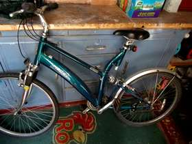 Freecycle RALIGH 21 SPEED TOWN AND COUNTRY mountain bike