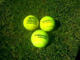 Freecycle Tennis balls