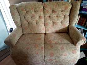 Freecycle Two seater sofa and armchair