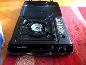 Freecycle Portable stove