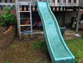 Freecycle Climbing frame (slide & the frame)