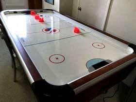 Freecycle Air Hockey Table