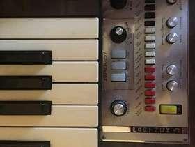 Freecycle Farfisa organ, 3 manuals
