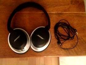 Freecycle Bose headphones