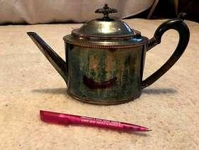 Freecycle Teapot
