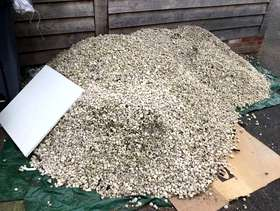 Freecycle Cotswold Stone Chippings