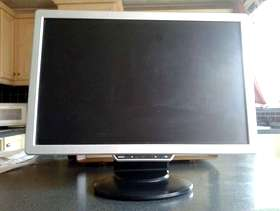 "Freecycle 19"" LCD MONITOR (Works Perfectly)"