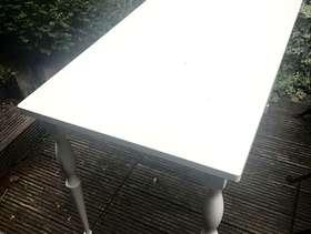 Freecycle White desk