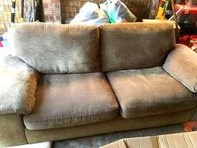 Freecycle Large 3 seater sofa