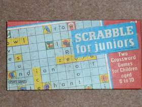 Freecycle Scrabble for Juniors