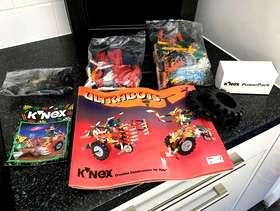 Freecycle K'NEX Ultrabots set 24127 £10