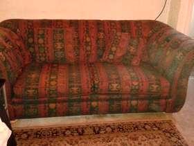 Freecycle Double sofa