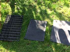Freecycle Rubber mats