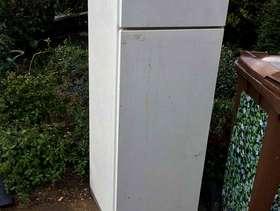 Freecycle Integrated fridge freezer