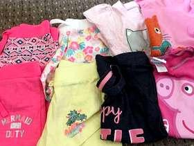 Freecycle Toddler girls clothing bundle