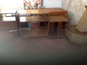 Freecycle Coffe side tables